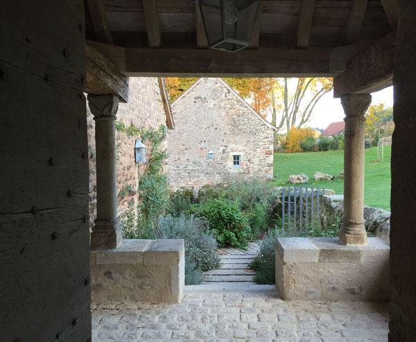 Colonnes romanes